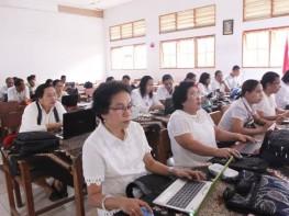 ICT Goes to School – SMA Kristen YPKPM Ambon