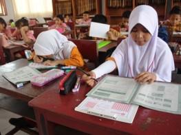 1219 Siswa beributan Tiket Semifinal OSK di Kota Ambon