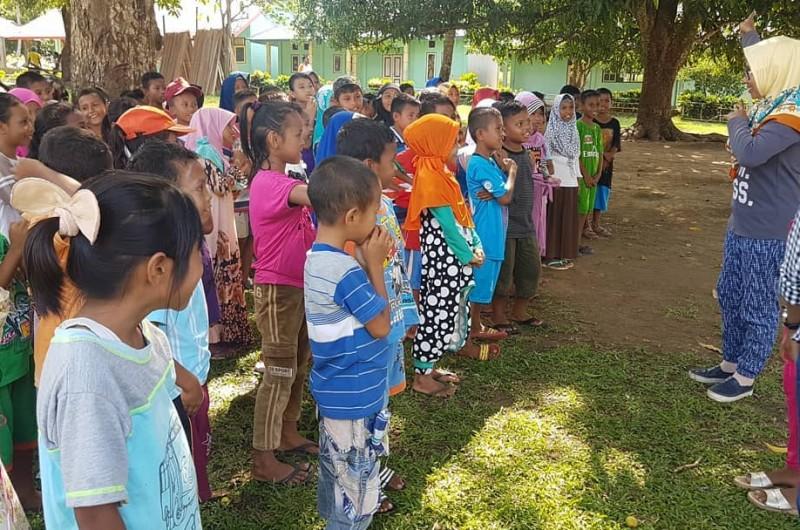 Festival pendidikan Banda, Pulau Ay