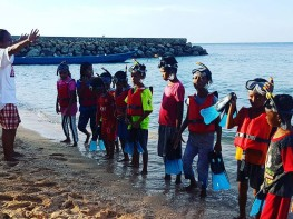 Festival pendidikan Banda, Pulau Hatta.