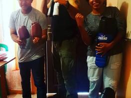 Kelas Kickboxing akan ada di Ambon