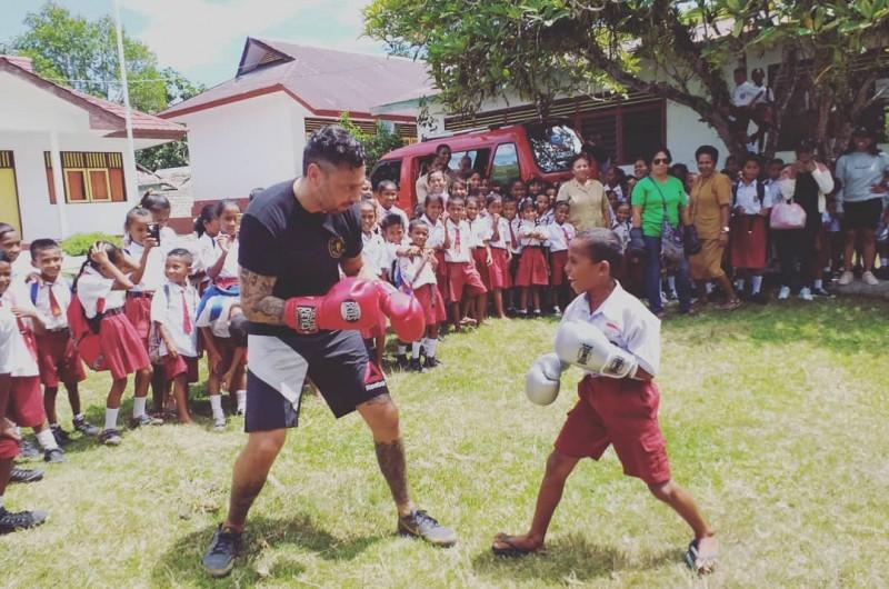 Kickboxing Class di Negeri Haria dan Noloth.