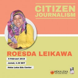 Citizens Journalism Class