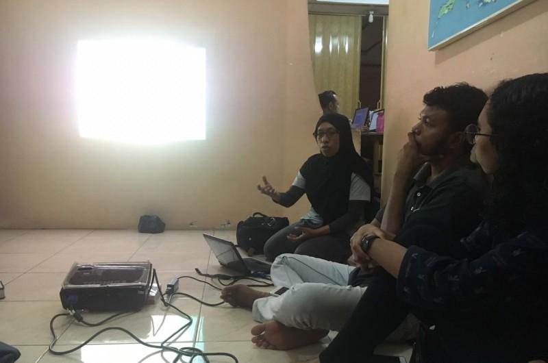Citizens Journalism Class