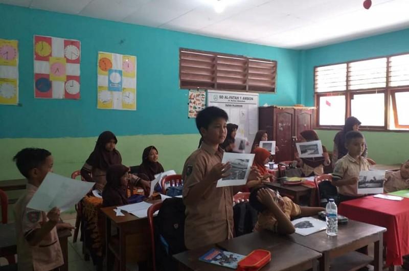 Heka Leka Goes To School Di SD 2 Al Fatah
