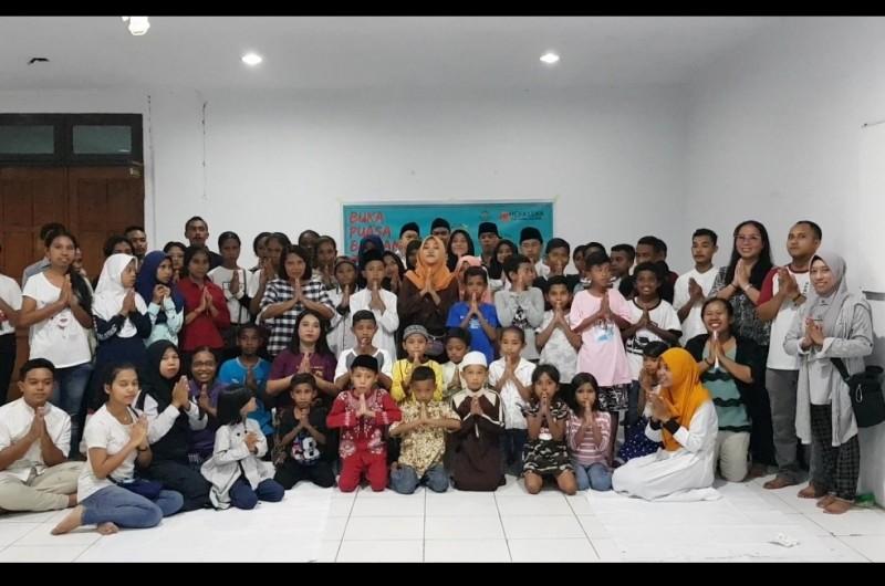 Buka Puasa Bersama Keluarga Besar Heka Leka
