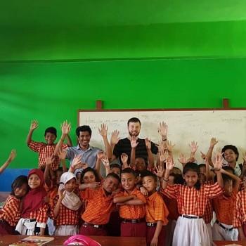 Heka Leka Goes To School di SD Negeri 62 Batu Merah