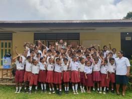 Goes To School di Desa Nusalaut